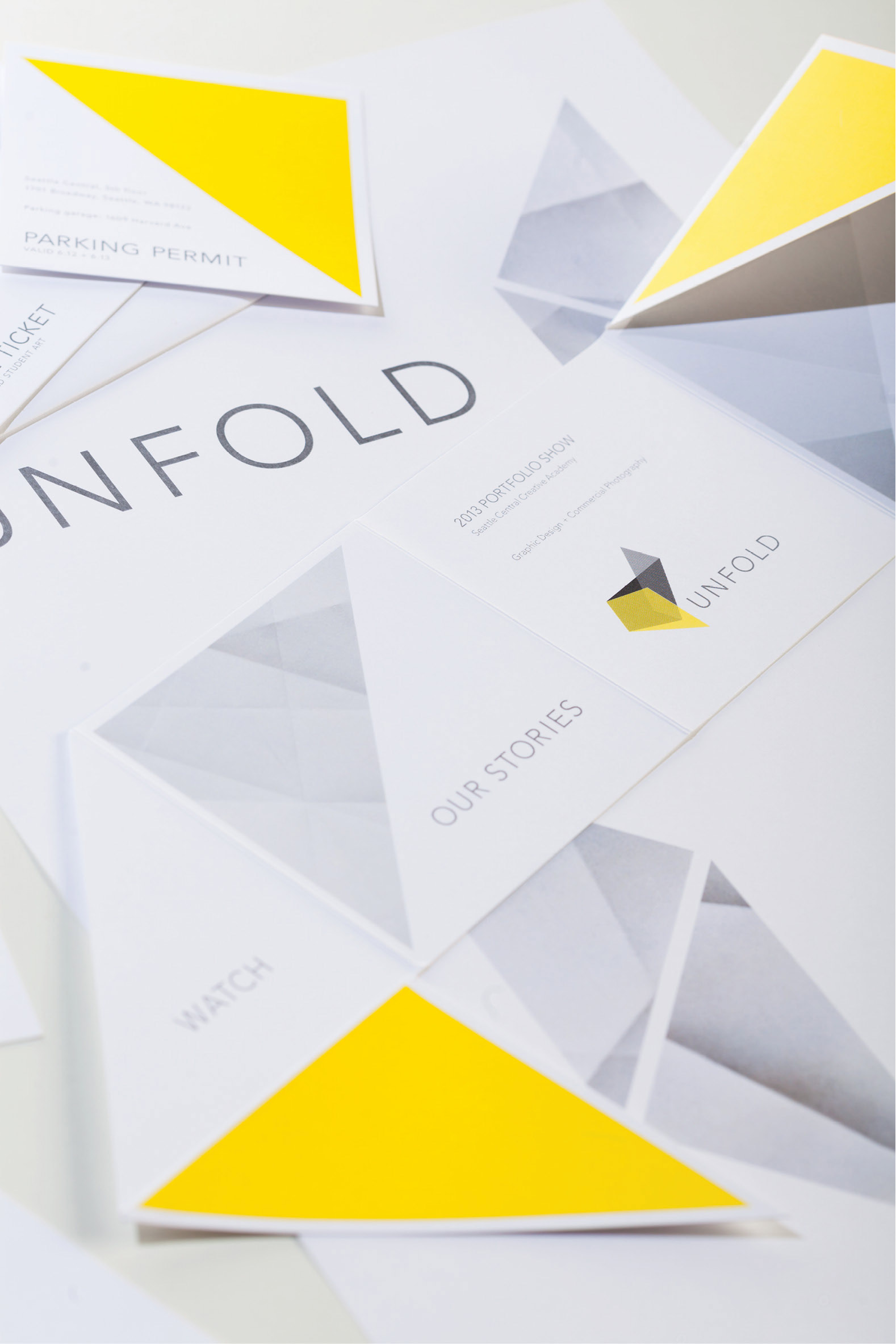 Unfold collaterol